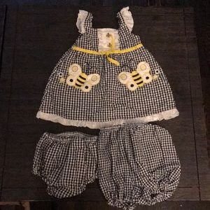 Honeybee 3pc Outfit